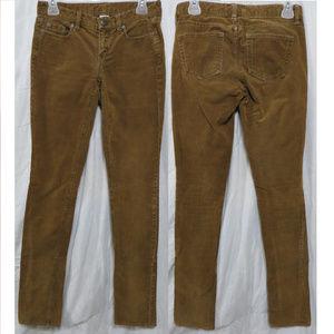 J.Crew pants 24R Vintage Matchstick Cord City Fit